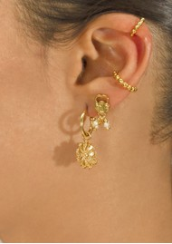PAJAROLIMON Naboo Earrings - Gold