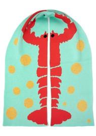 MISS POM POM Lobster Scarf X Tatty Devine