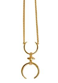 PAJAROLIMON Tesio Necklace - Gold