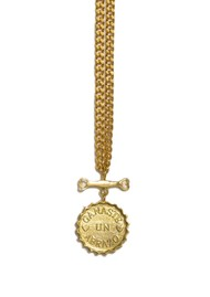PAJAROLIMON Sprite Love Necklace - Gold
