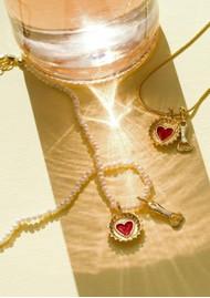 PAJAROLIMON Ginger Necklace - Gold