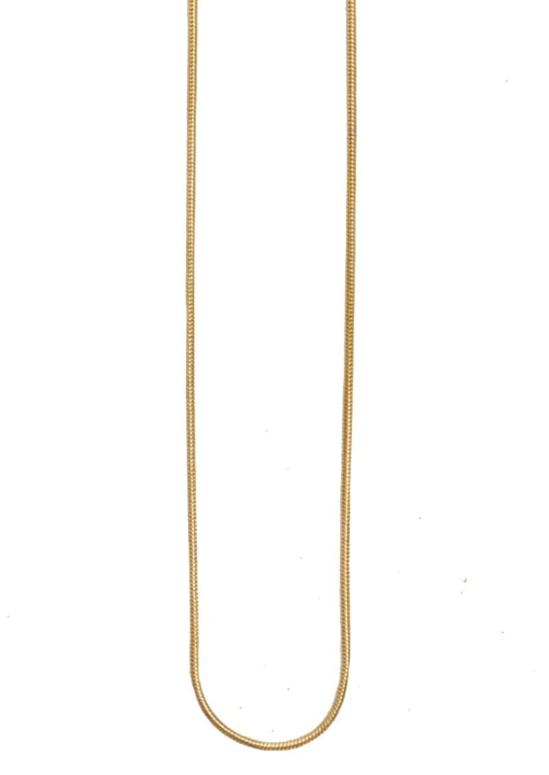 PAJAROLIMON Ginger Necklace - Gold main image