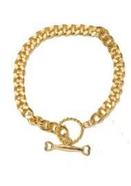 PAJAROLIMON Soda Romano Bracelet - Gold