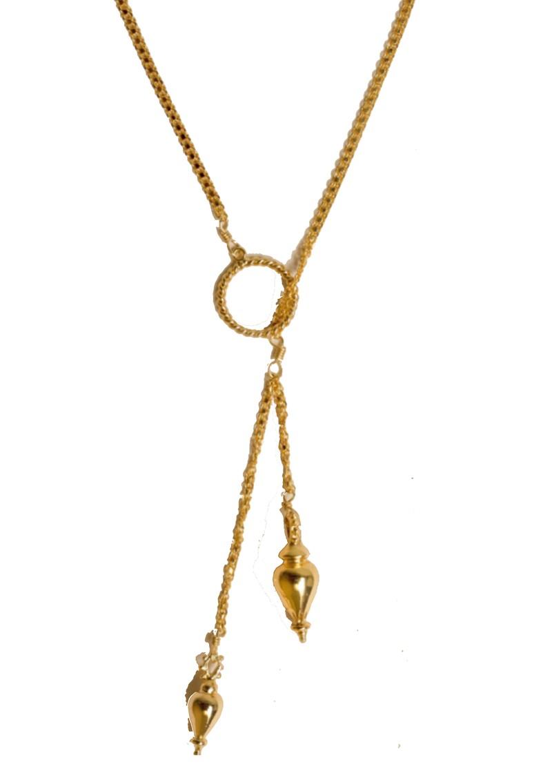 PAJAROLIMON Hera Necklace - Gold main image