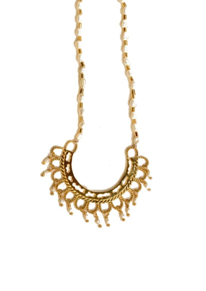 PAJAROLIMON Hydra Necklace - Gold  main image