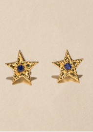 PAJAROLIMON Twinkle Earrings - Gold