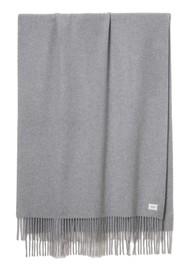 RAG & BONE Addison Wool Scarf - Mid Grey