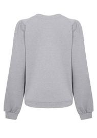 NOOKI Piper Cotton Sweater - Grey