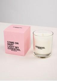 ESSENTIEL ANTWERP Zandle Spicy Sparkle Scented Candle - Pink
