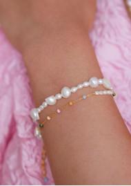 ENAMEL COPENHAGEN Lola Perla Beaded Bracelet - Dreamy