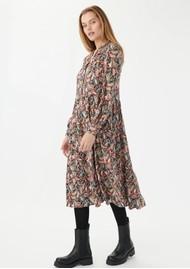 DEA KUDIBAL Cathrin Printed Dress - Poetry Taffy