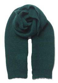 Becksondergaard Janu Wool Mix Scarf - Trekking Green