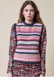 STELLA NOVA Hallie Knitted Vest Top - Multi