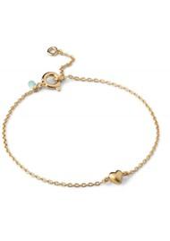 ENAMEL COPENHAGEN Little Love Bracelet - Gold