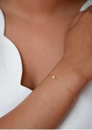 ENAMEL COPENHAGEN Fleur Star Bracelet - Gold