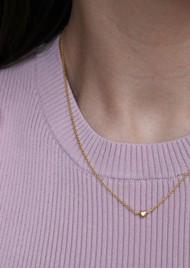 ENAMEL COPENHAGEN Little Love Necklace - Gold