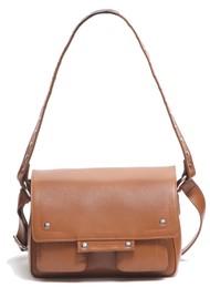 NUNOO Honey Florence Leather Bag - Cognac