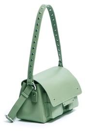 NUNOO Honey Florence Leather Bag - Mint