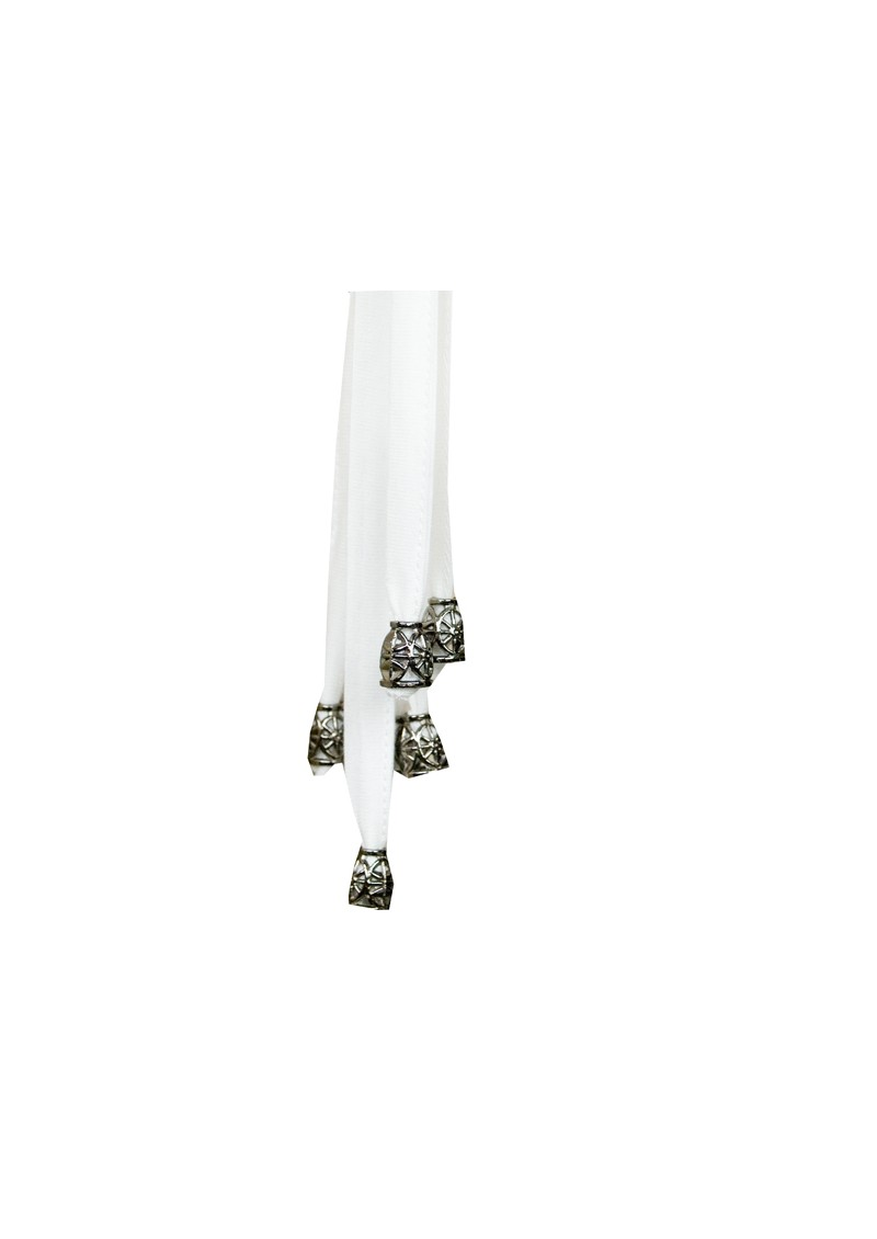 All My Love Tassle Belt - White main image