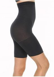 Spanx Higher Power High Waisted Power Panty - Black