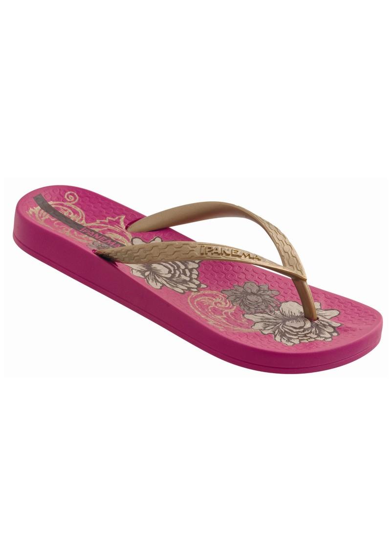 Ipanema Peony Flip Flop - Pink main image