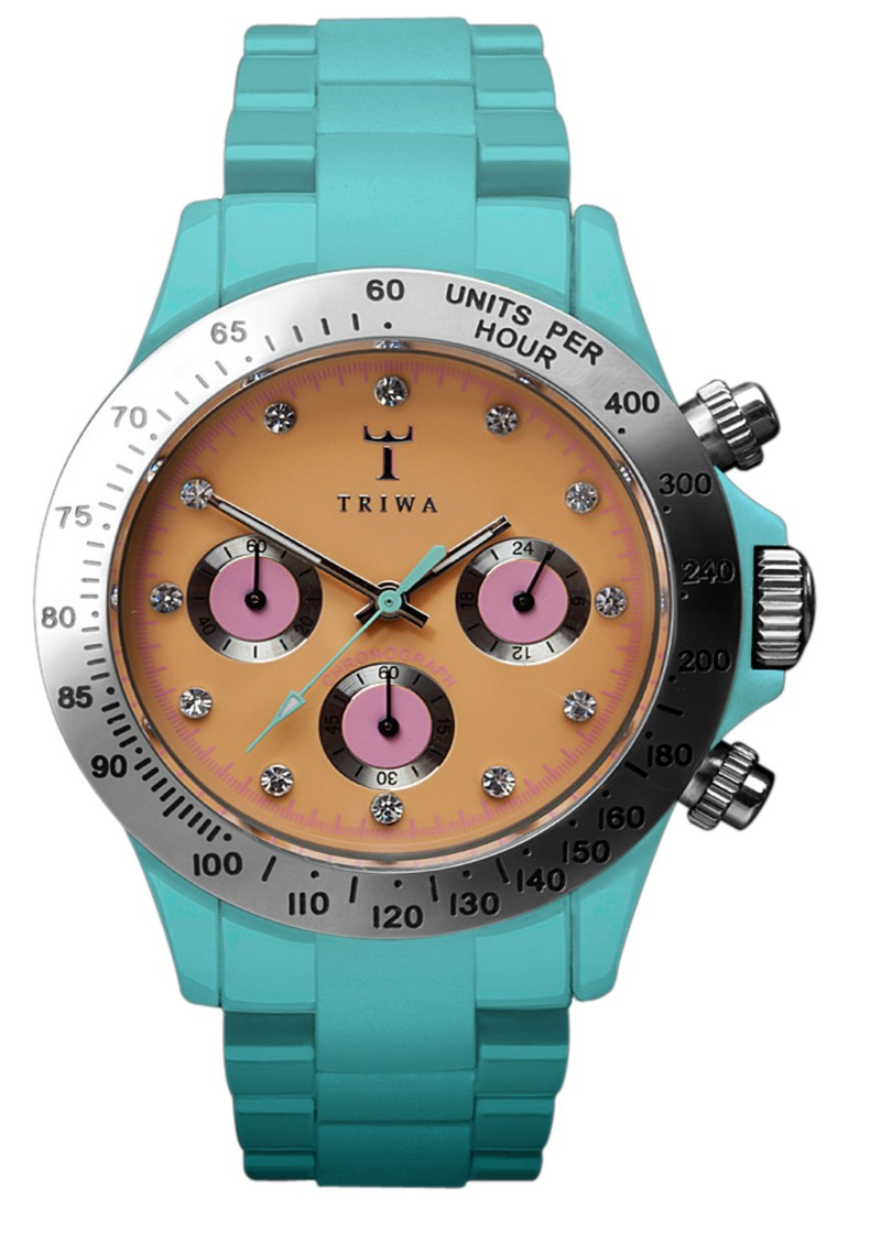 Chroniche Chronograph - Mint Green main image