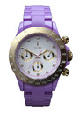 Orient Chronograph - Lilac additional image