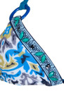 Cabana Printed  Bikini 906 - Blue  additional image