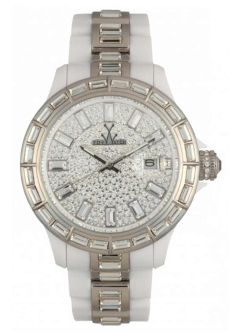 Toywatch Gems - White and Silver main image
