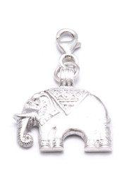 ChloBo Elephant Pendant Charm