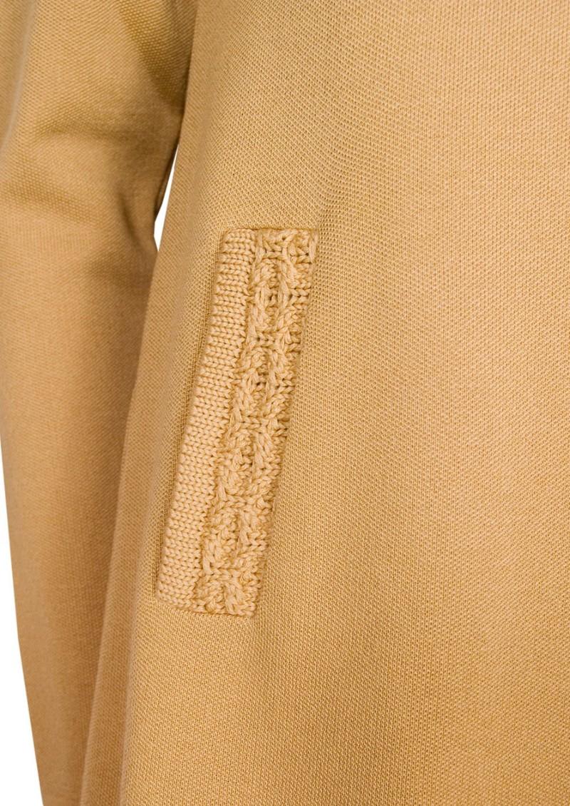 Paul and Joe Sister Triumph Wool Mix Coat - Camel main image