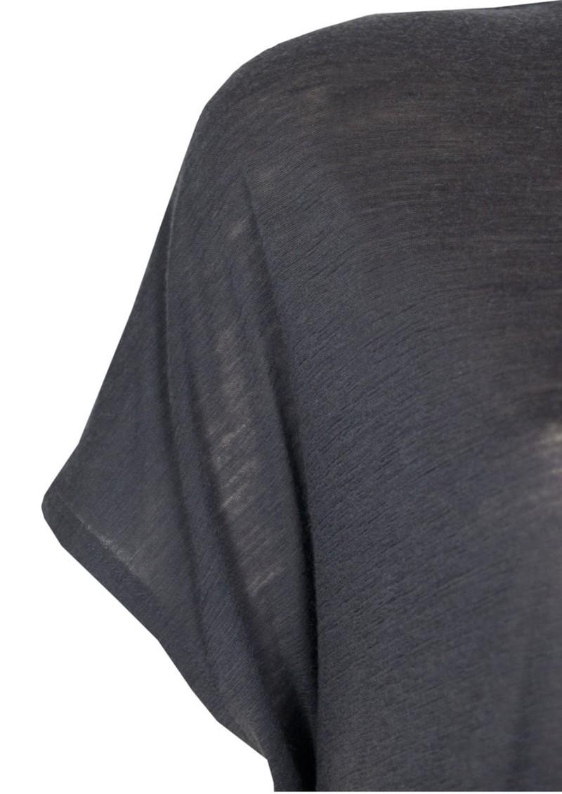 American Vintage Tucson Wool Cardigan - Carbone main image