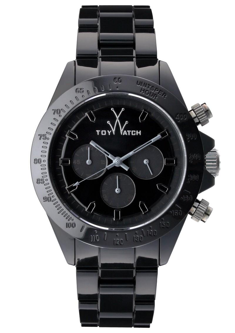 Toywatch Monochrome Chronograph - Black main image
