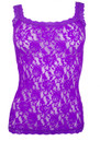 Signature Lace Camisole - Hot Lilac additional image
