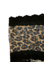 Lace Boy Shorts - Leopard additional image