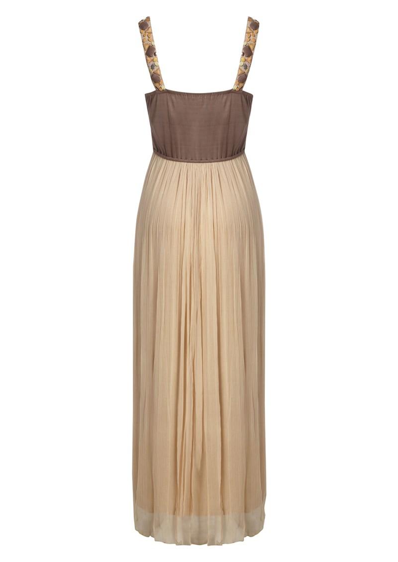 Blank Zark Maxi Dress - Nouget main image
