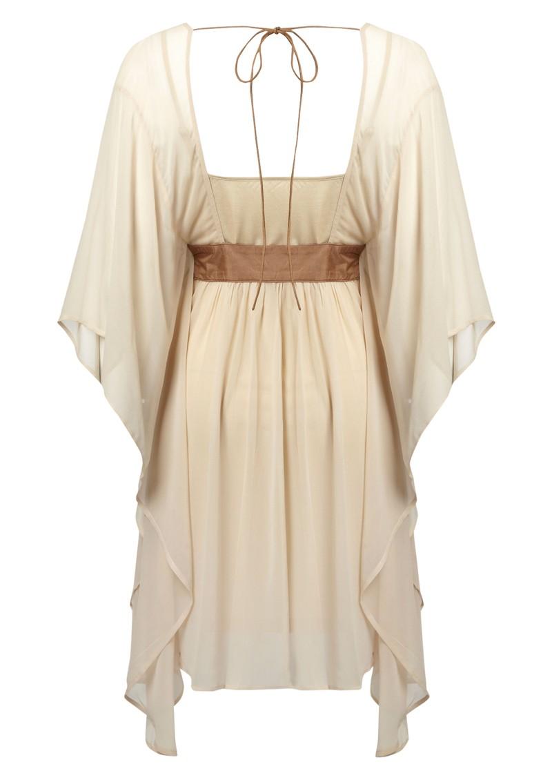 Blank Adiel Dress - Nouget main image
