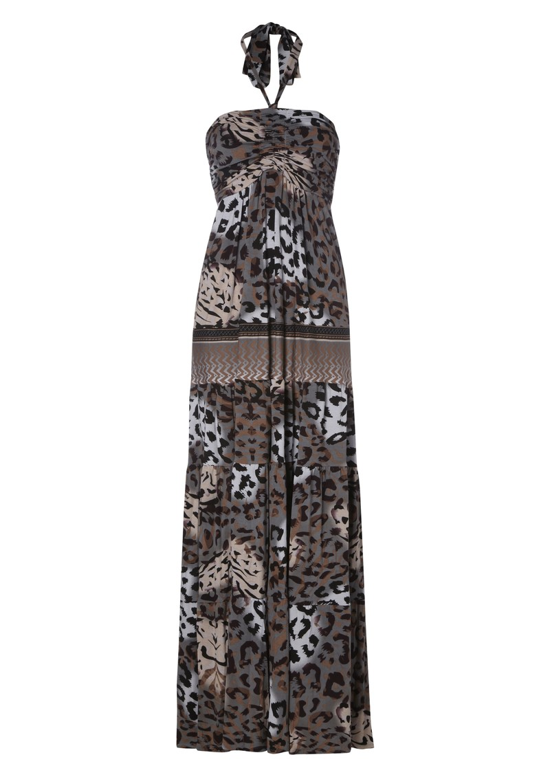 Hale Bob Maxi Dress - Neutrals  main image