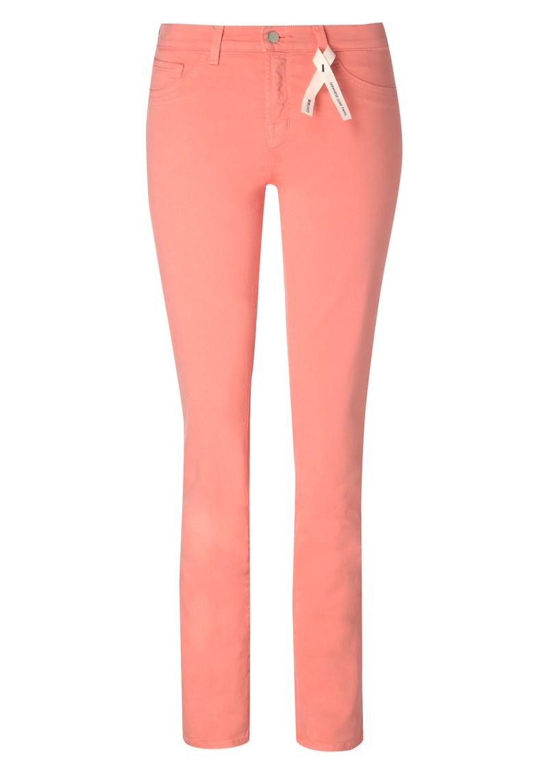 J Brand 811 Midrise Skinny Leg Jean - Coral main image