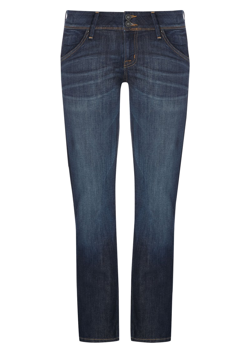 Hudson Jeans Beth Cropped Baby Bootcut Jeans - She Loves You main image