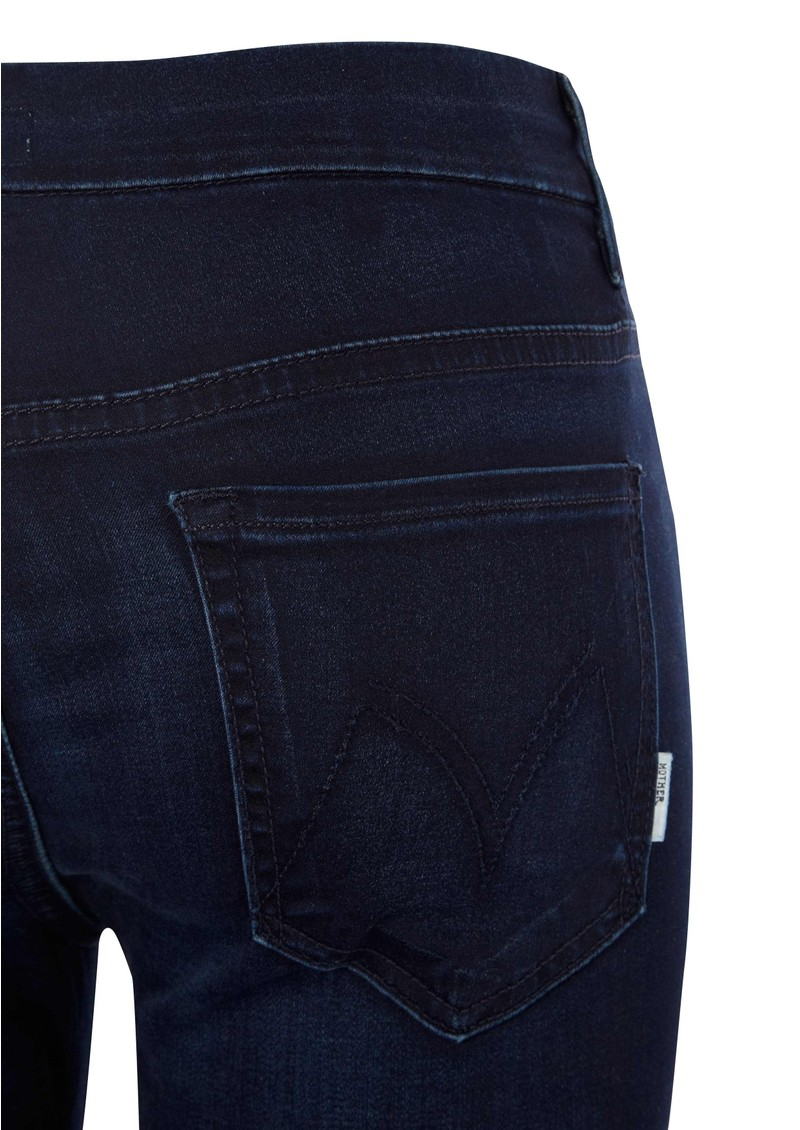 Mother High Waisted Looker Skinny - Flashback main image