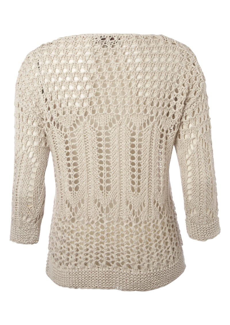 Great Plains Alison Knit - Pale Stone main image