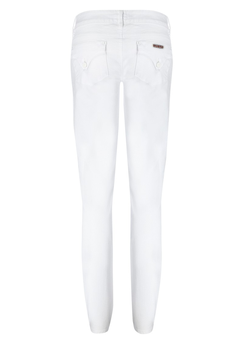 Collin Skinny Jean - White main image