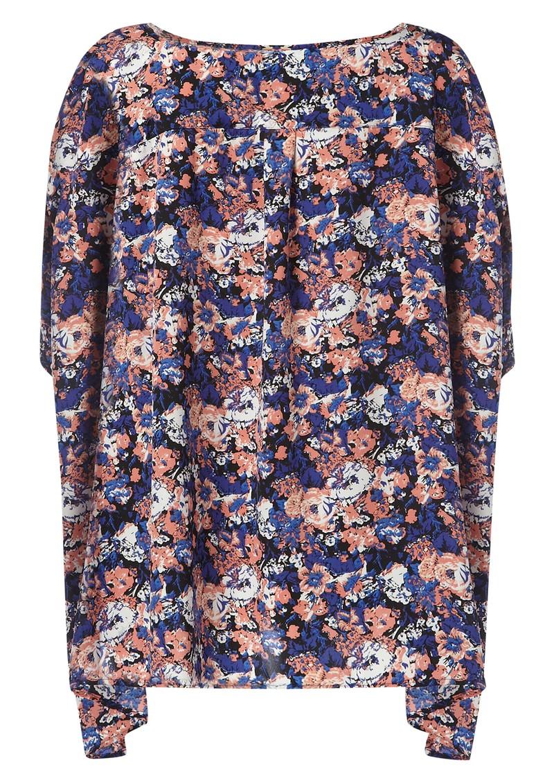 American Retro Trish Shirt - Floral main image