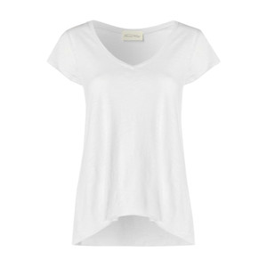 Jacksonville Short Sleeve Top - White