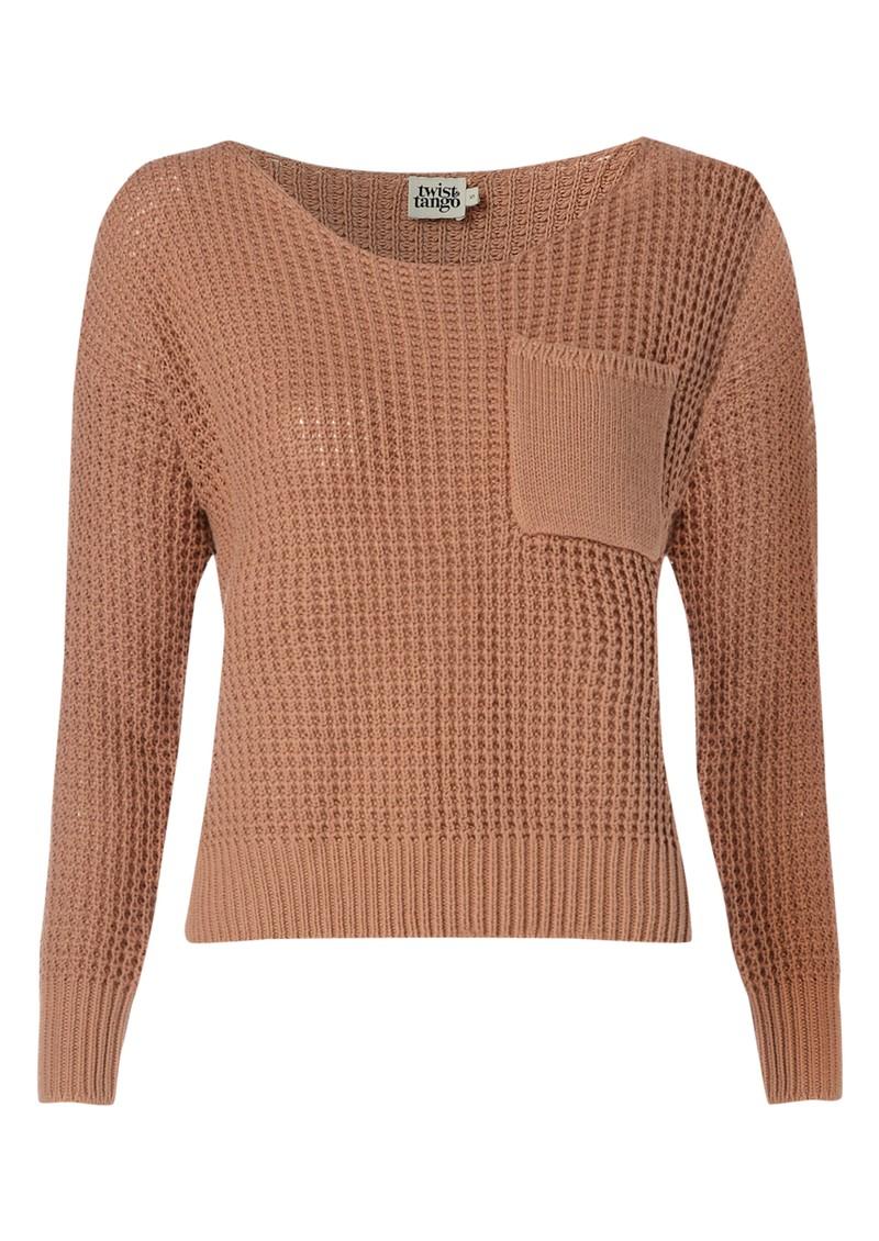 Twist and Tango Brooklyn Sweater - Love main image