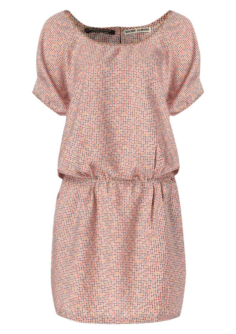 Maison Scotch Ikat Dress  - Combo A main image