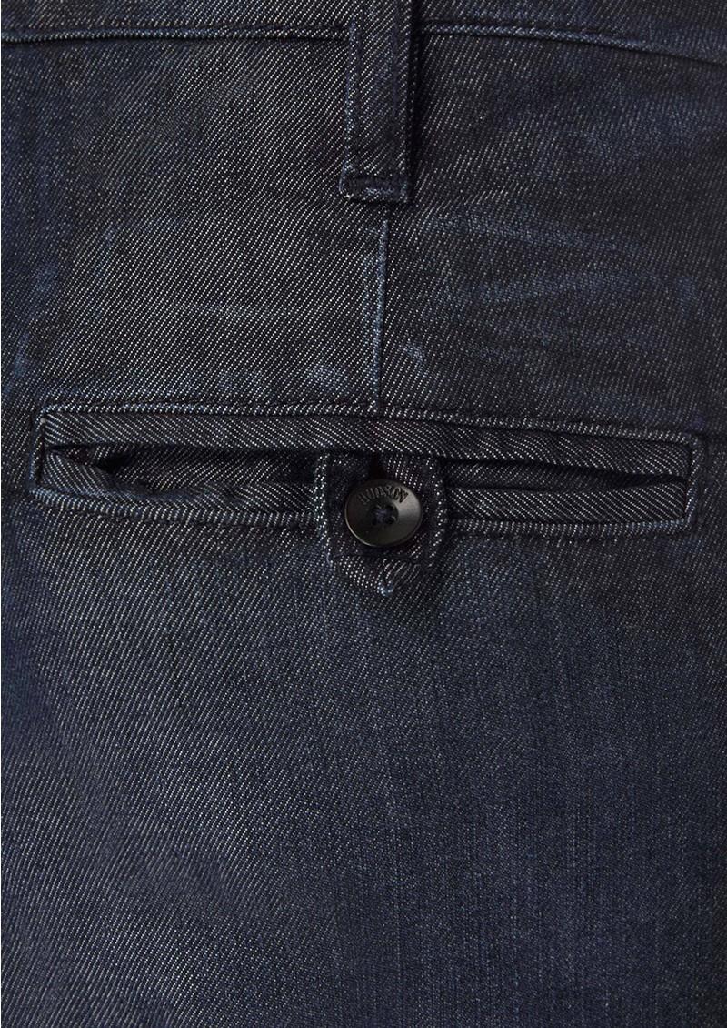 Hudson Jeans Napa Cropped Jeans - Trinidad main image