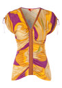 Seaside Heights Blouse - Purple additional image