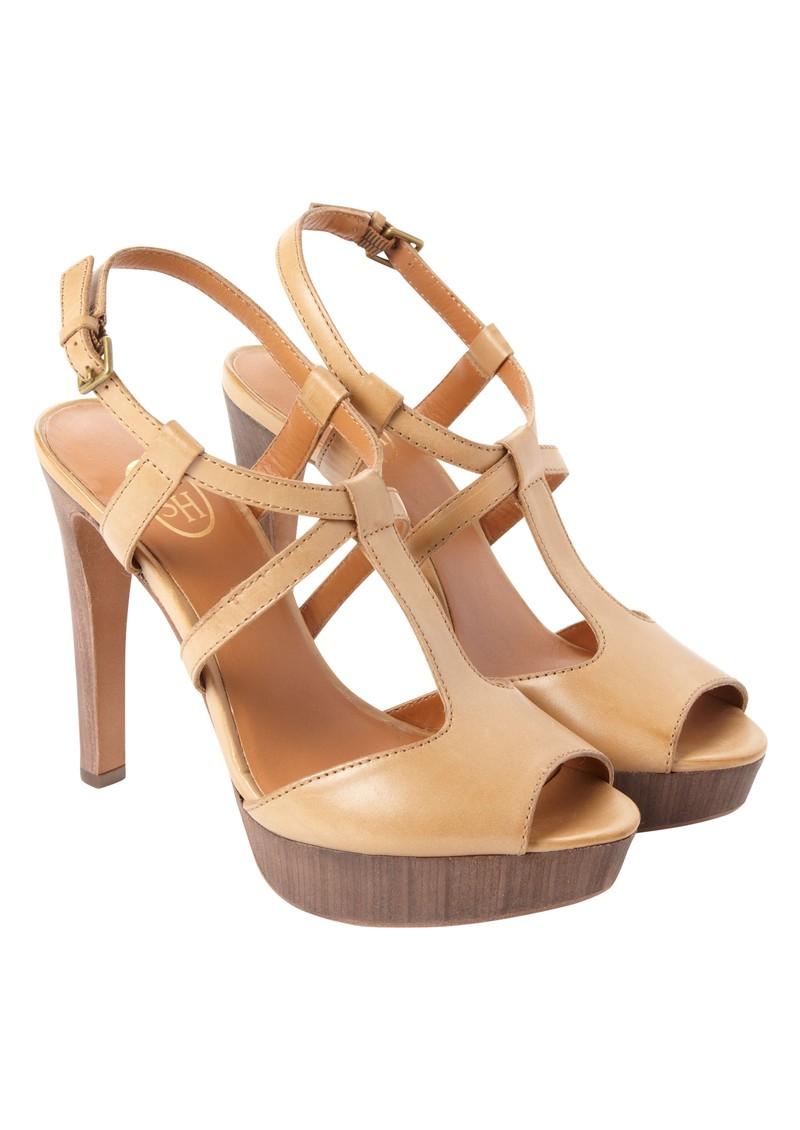 Ash Fatale Heels - Natural main image